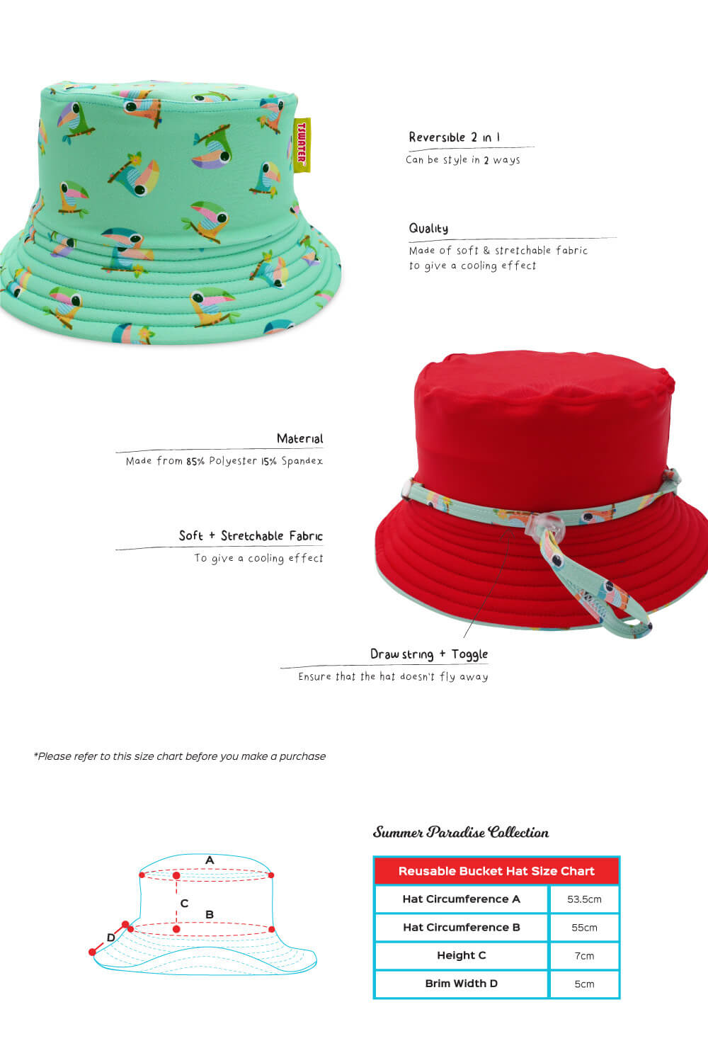 children's sun hat 2